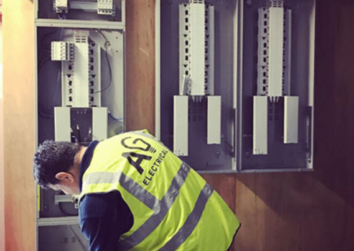 AG ELECTRICAL GOES PAPERLESS WITH WORKPAL