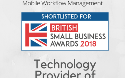 WORKPAL NOMINATED FOR TECHNOLOGY PROVIDER OF THE YEAR AT BRITISH SMALL BUSINESS AWARDS
