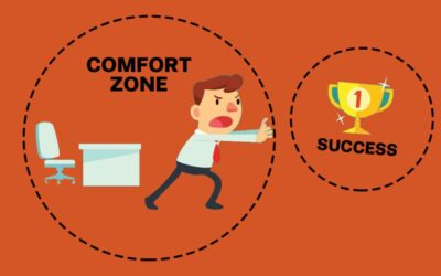 YOUR COMFORT ZONE IS KILLING YOUR BUSINESS