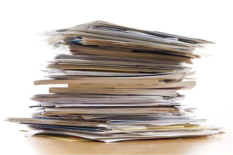 4 WAYS YOUR PAPER BASED SYSTEM IS COSTING YOU UNNECESSARY MONEY