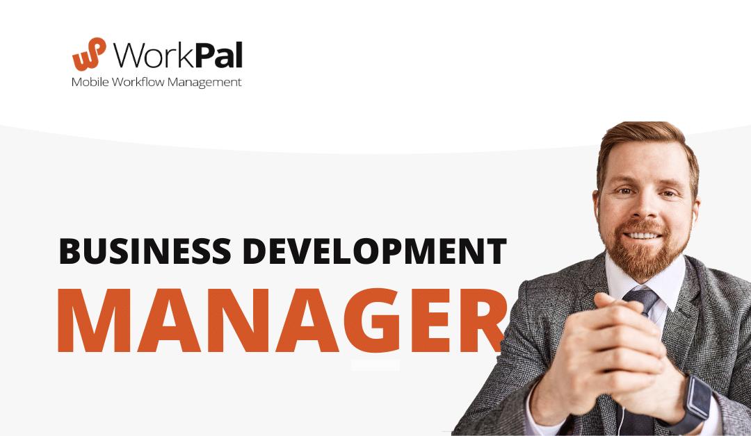 Business Development Manager – Dublin