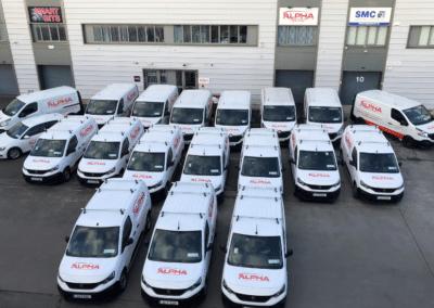Streamling Alpha Facilities Maintenance's Mobile Workforce