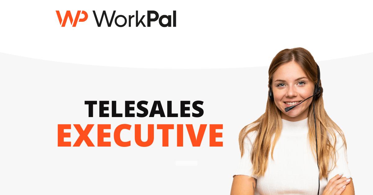 Telesales-Executive