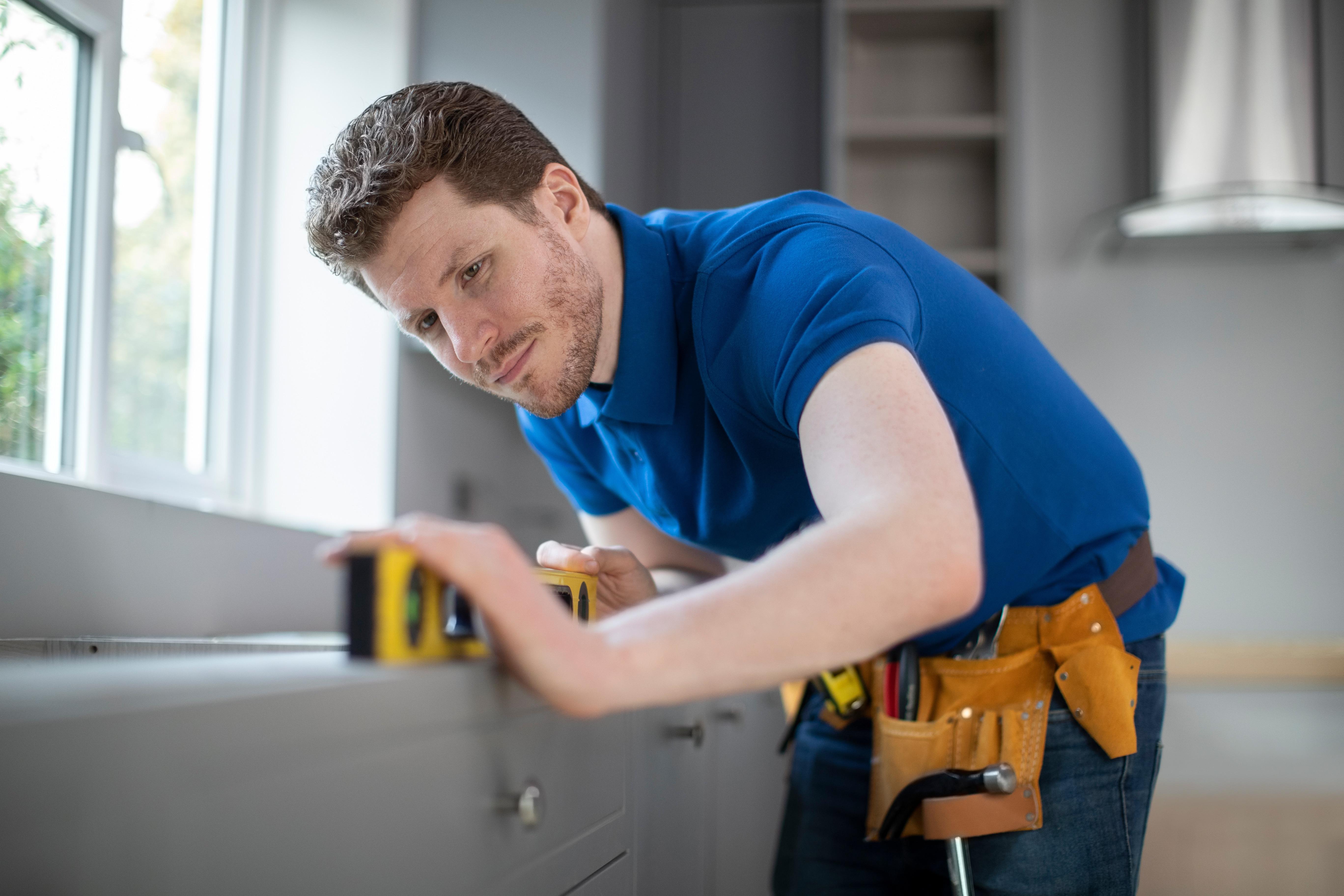 Job Scheduling for tradesmen