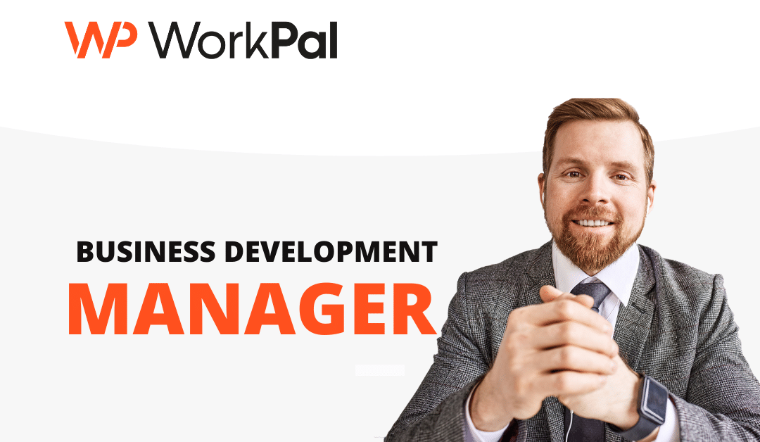 Business Development Manager – Dublin