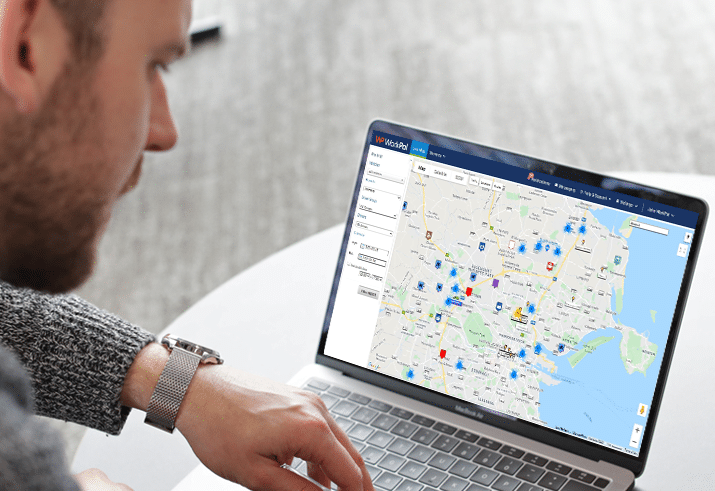 WorkPal Offering Robust Business Vehicle Tracking