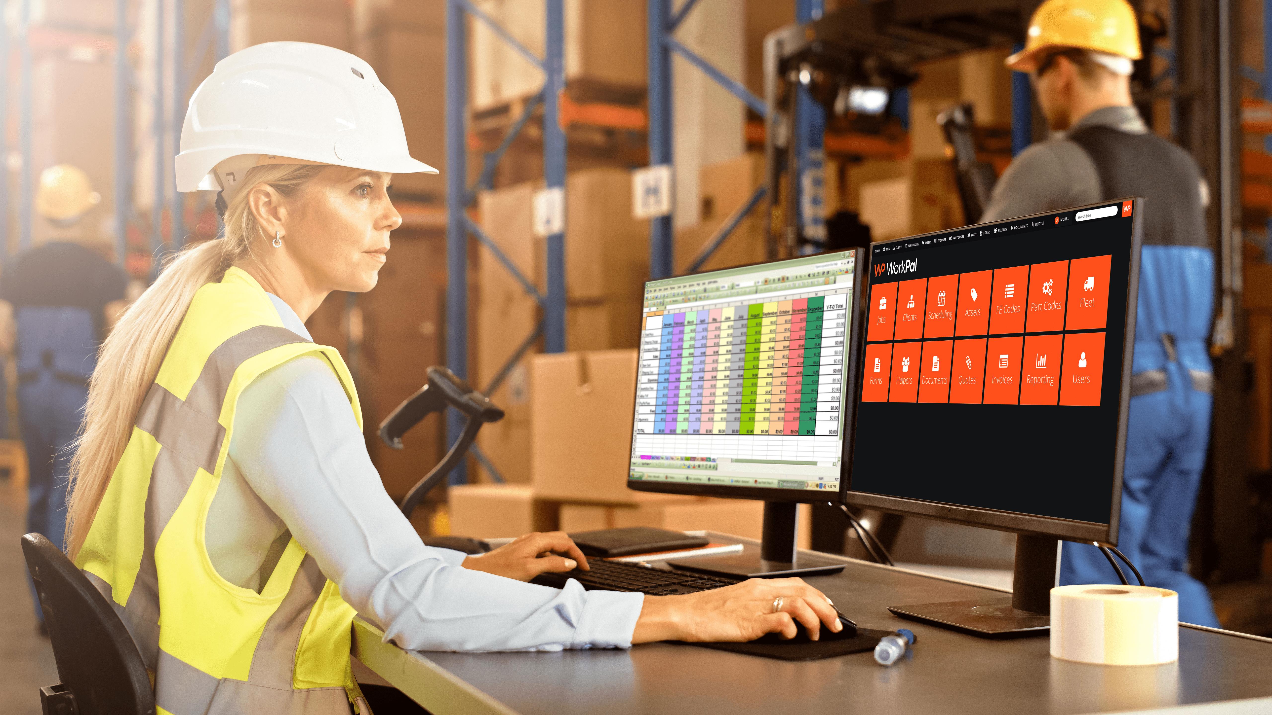 cloud-based field service software