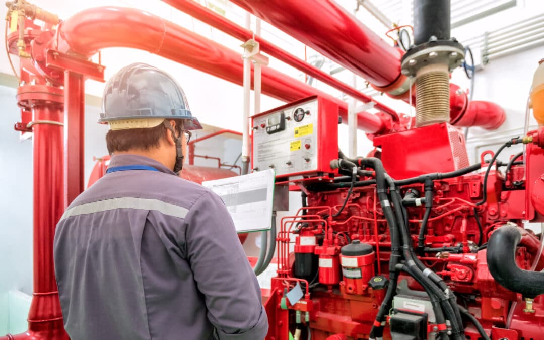 Pump Technology Services Move To A Paperless Job Management System