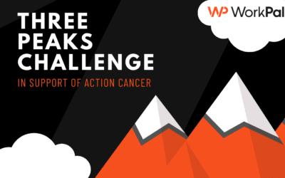 "WorkPal's ""Action Men"" Take On 3 Peaks Challenge"
