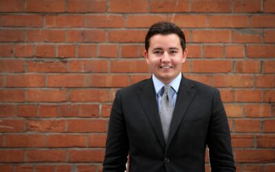 Sales Director Shortlisted For Young Business Personality of the Year